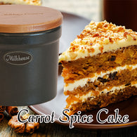 Carrot Spice Cake 16oz Crock Candle