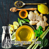 Lemongrass Tea Diffuser Kit