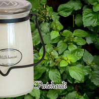 Patchouli 22oz Butter Jar Candle