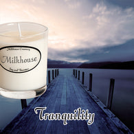 Tranquility Buttershot Candle