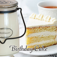 Birthday Cake 22oz Butter Jar Candle