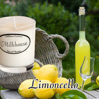 Limoncello Buttershot Candle