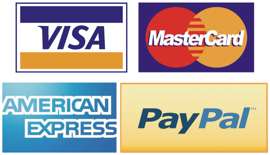 What payment methods do you provide?