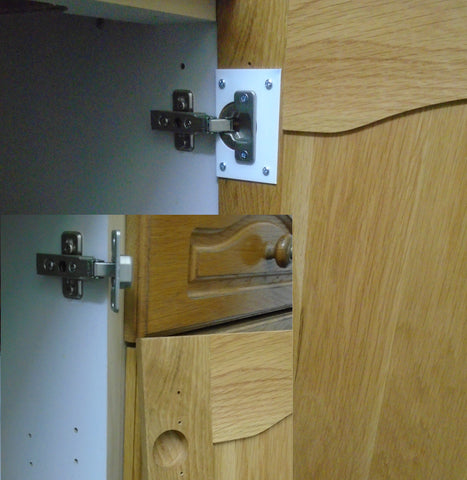 Ritherdon Kitchen Door, Cabinet and Drawer Repair Kits