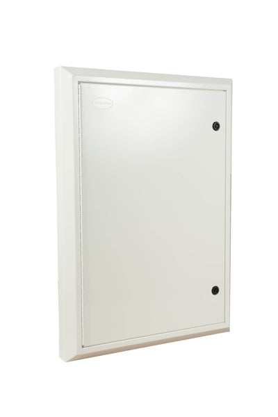 R17 E Replacement Electric Door and Frame
