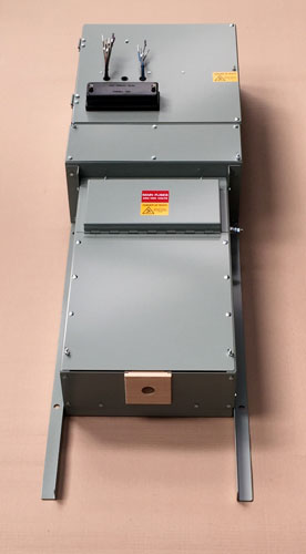 MOD 156 CT Metering Panel (Cable 95mm, Bottom Entry)