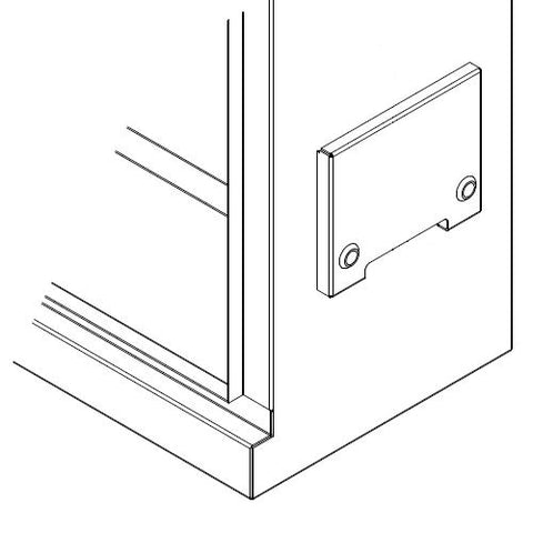 Access Panel For RB Cabinets