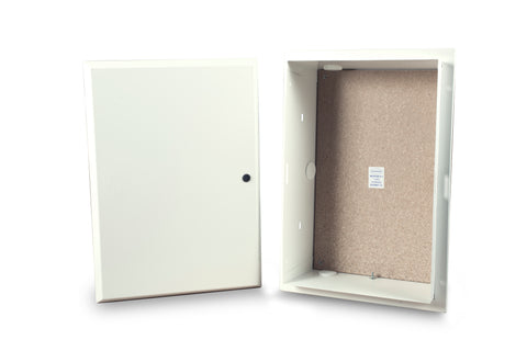 R5 Semi-Recessed Electric Meter Box