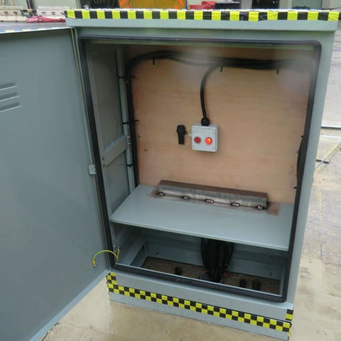 Passively Safe Cabinet