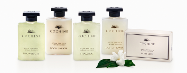 Cochine Hotel Amenities as seen in Park Hyatt Saigon