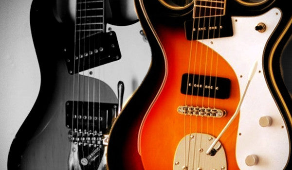 Re-inventing the Past: From Mosrite to Sidejack