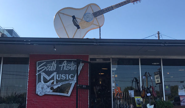 Meet the Dealer: South Austin Music, Texas