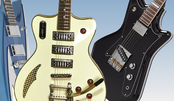 The Year In Review: Top 10 Hottest New Guitars of 2017