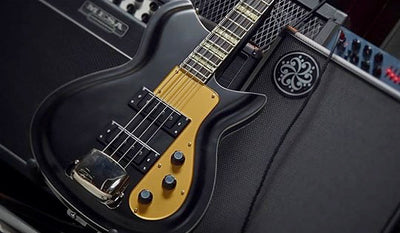 Rivolta Combinata Bass VII by Novo Guitars