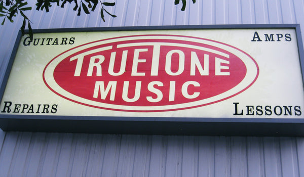 Meet the Dealer: Truetone Music, Santa Monica, CA