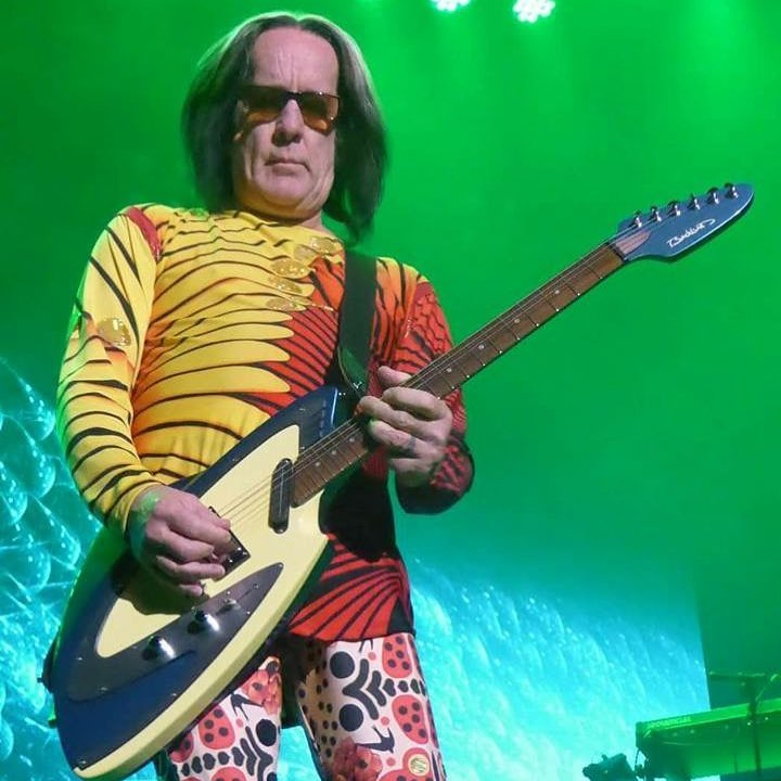 Todd Rundgren – Eastwood Guitars