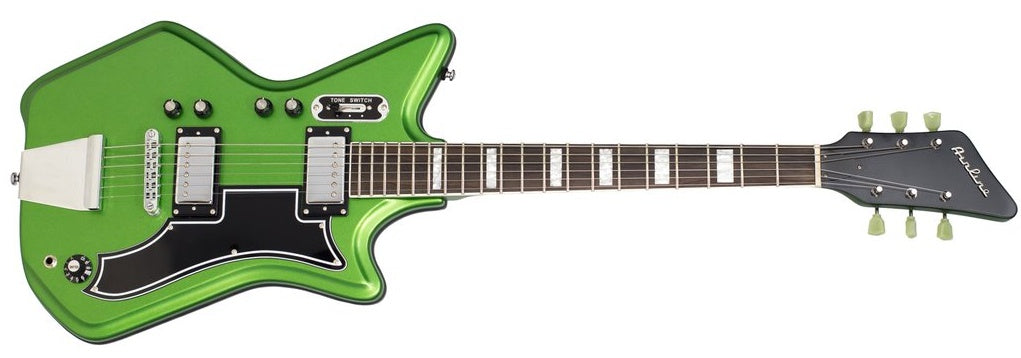 Airline 59 2P in Satin Candy Green