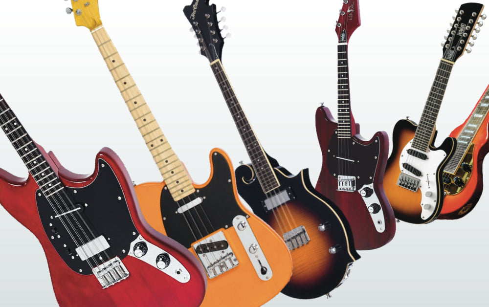 6 Quirky Guitars