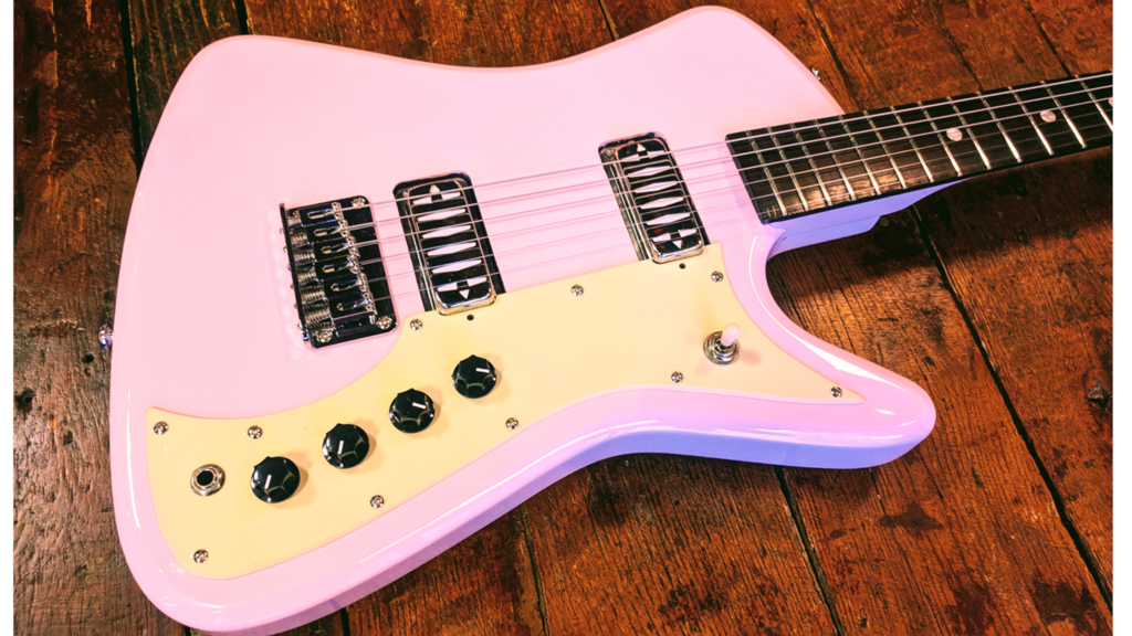 Airline Bighorn in Shell Pink