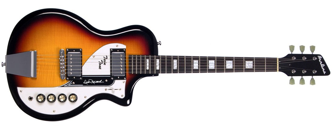 Airline Twin Tone Duke Signature