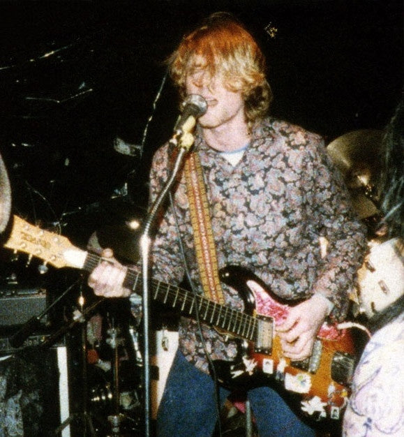 Nirvana Gear Guide: Kurt Cobain's Bleach-era Sound – Eastwood Guitars