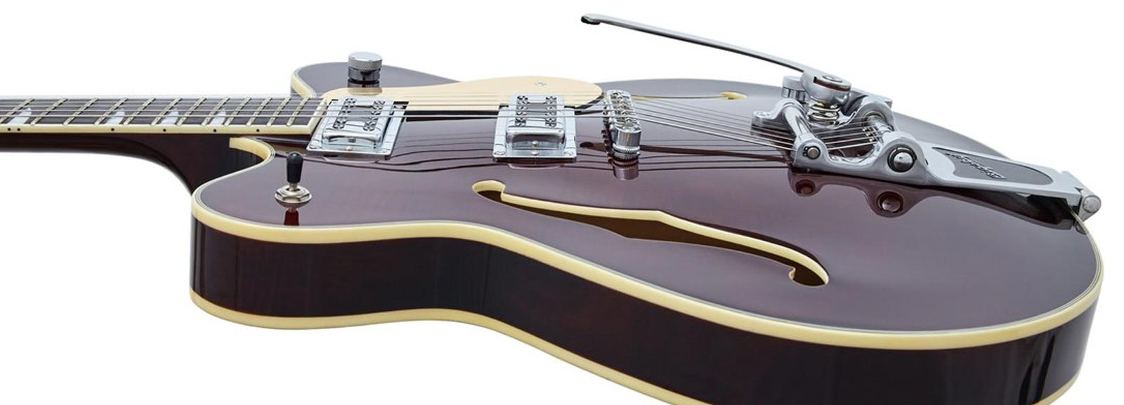 Classic 6 Deluxe - Walut Finish