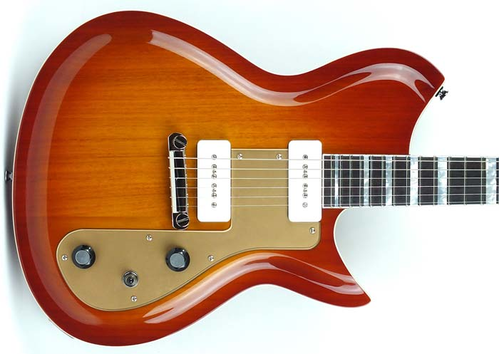 Rivolta Combinata - Autunno Burst finish