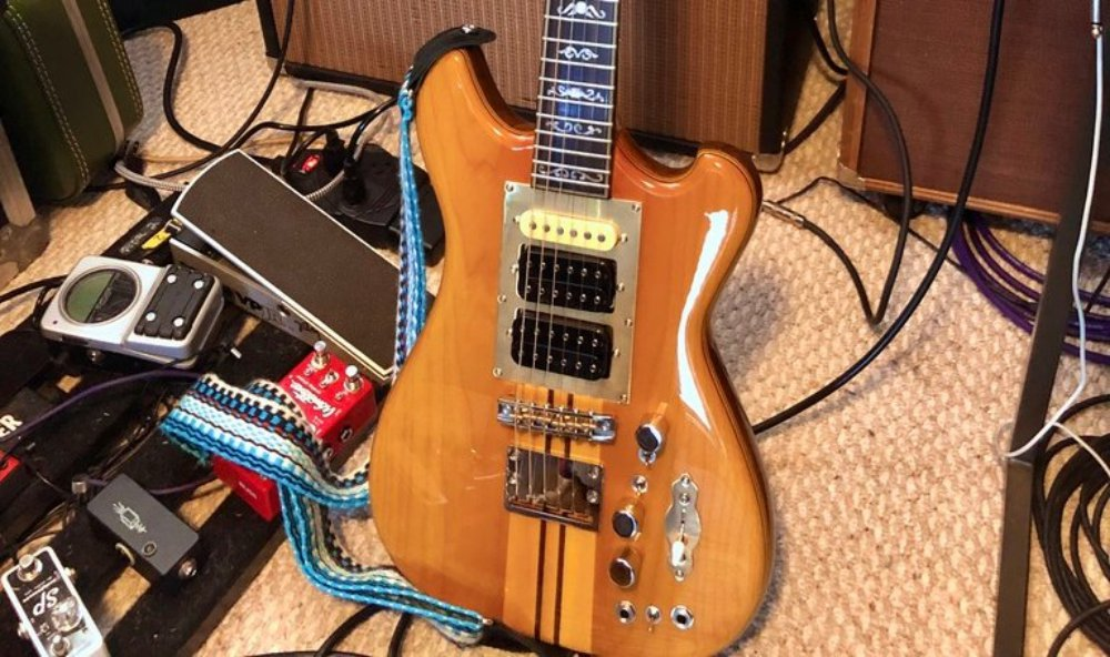 Eastwood Wolf guitar
