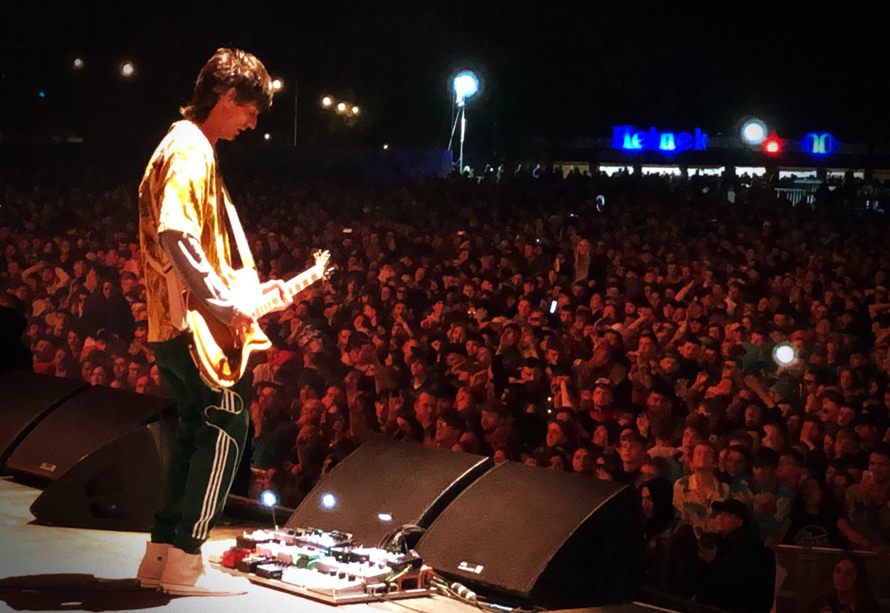 The Strokes at Electric Picnic festival
