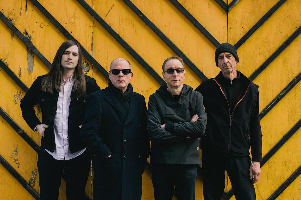 Not A Punk Band: Interview with Wire\'s Colin Newman – Eastwood Guitars