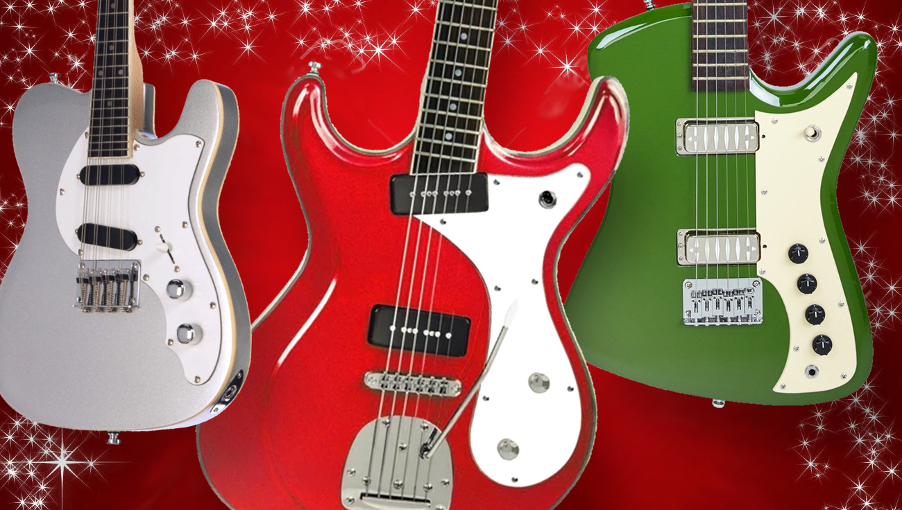 Top 10 Eastwood Guitars This Christmas