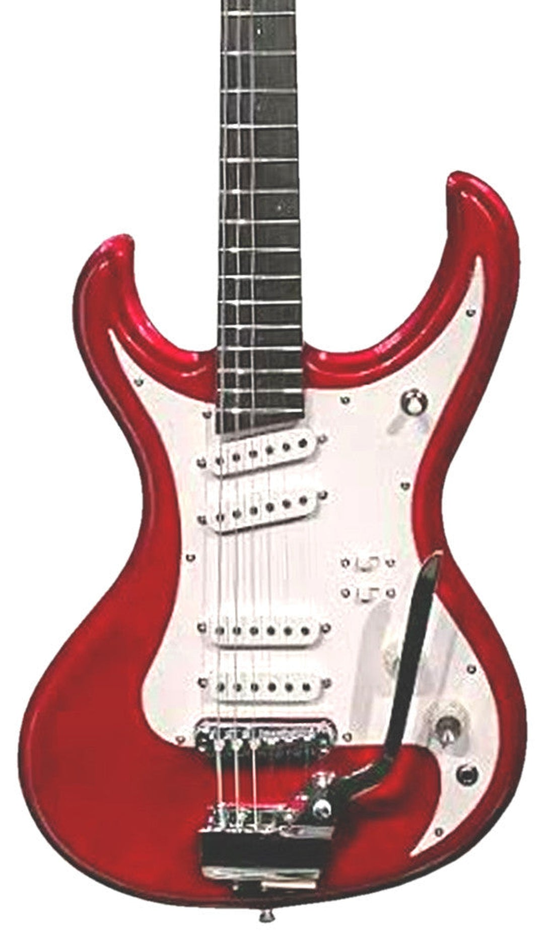 Eastwood Guitars LG 150T Metallic Red Featured