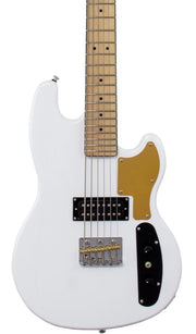 Eastwood Guitars Hooky Bass 6 PRO White