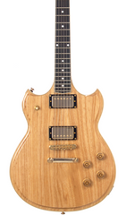 Eastwood Guitars Eastwood BW Artist Natural Featured