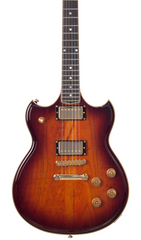 Eastwood Guitars Eastwood BW Artist Antique Sunburst
