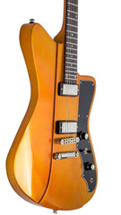 Eastwood Guitars Rivolta Mondata JR Moneta Copper Player POV