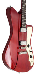 Eastwood Guitars Rivolta Mondata JR Rosso Red Player POV