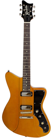Eastwood Guitars Rivolta Mondata JR Moneta Copper Full Front