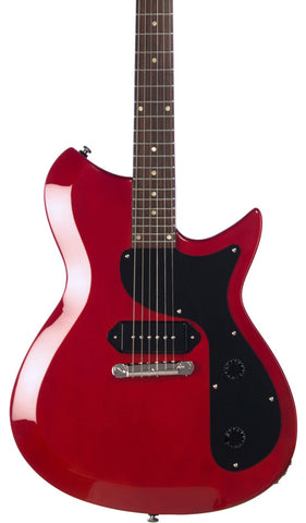 Eastwood Guitars Rivolta Combinata JR Rosso Red Featured