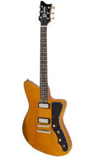 Eastwood Guitars Rivolta Mondata JR Moneta Copper Angled