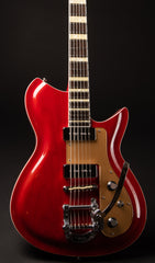Eastwood Guitars Rivolta Combinata XVIIB Rosso Red