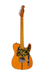 Eastwood Guitars Mad Cat Natural Front