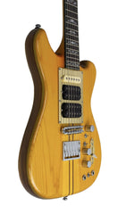Eastwood Guitars Wolf Guitar Natural Maple POV