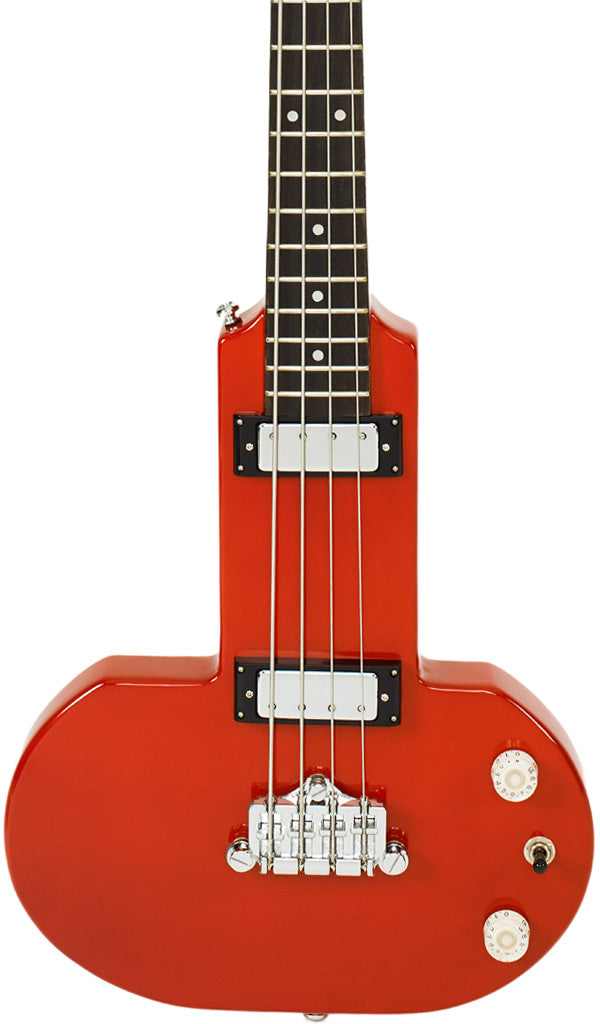Eastwood Guitars DEVO Be Stiff Orange Featured