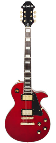 Eastwood Guitars DEVO Whip It Red Full Front