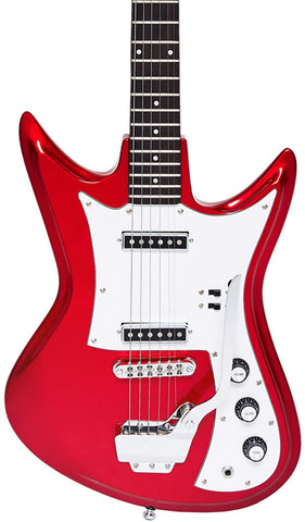 Eastwood Guitars Ichiban K2L Metallic Red Featured