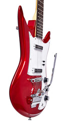 Eastwood Guitars Ichiban K2L Metallic Red Player POV
