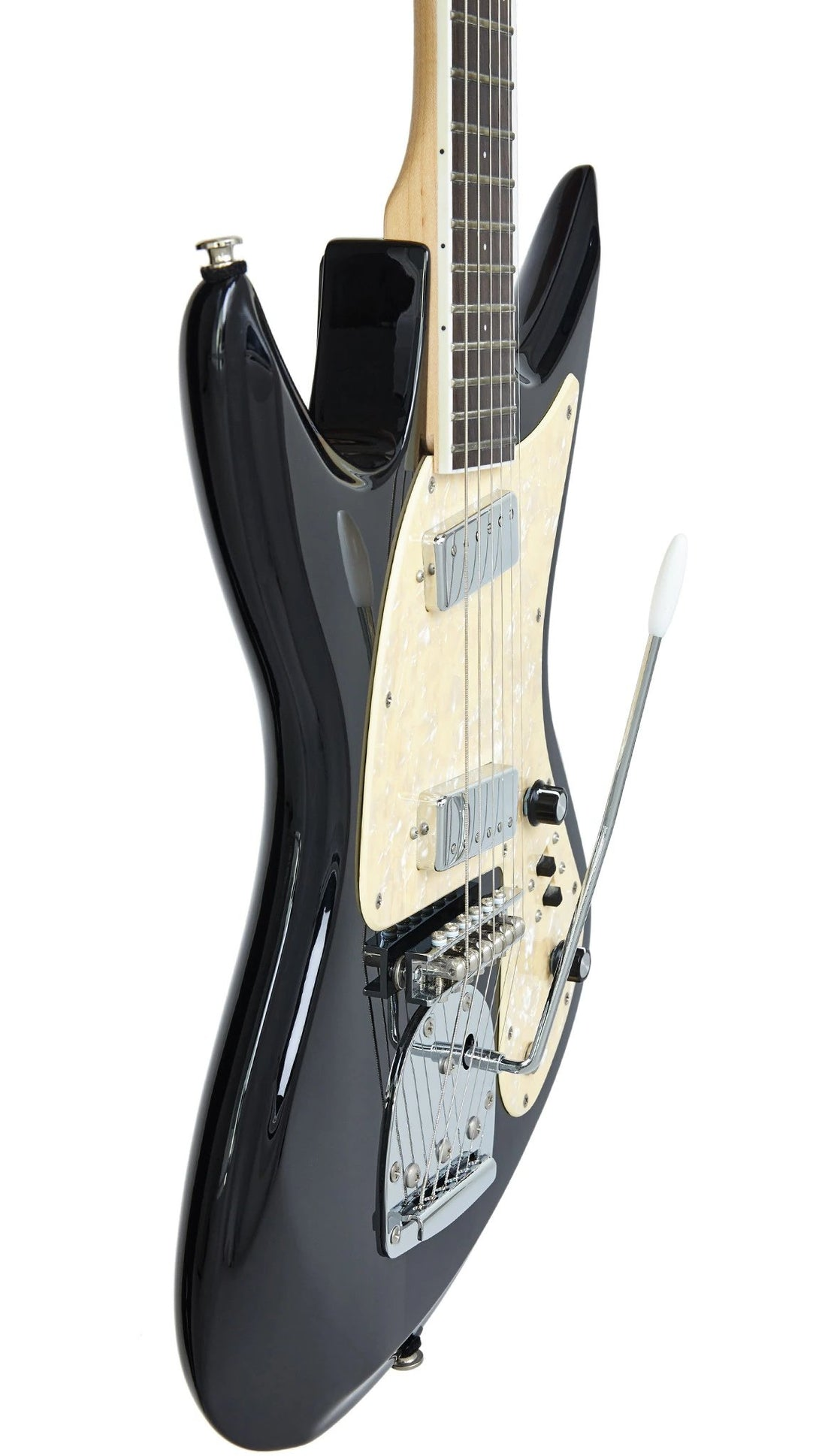 Eastwood Guitars Ichiban Black Player POV