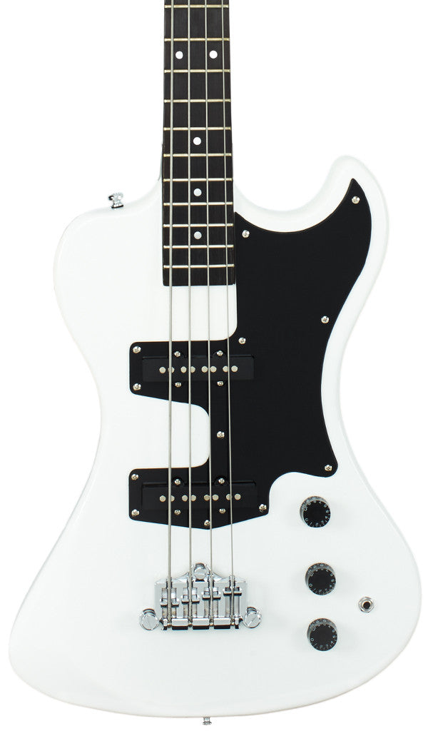 Eastwood Guitars RD Bass White Featured