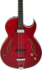 Eastwood Guitars Saturn IV Cherry Featured